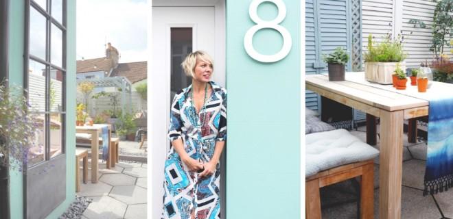 A Garden Makeover Q&A with Interior Stylist Maxine Brady