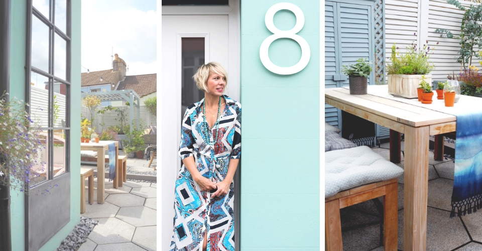 A Garden Makeover Q&A with Interior Stylist Maxine Brady