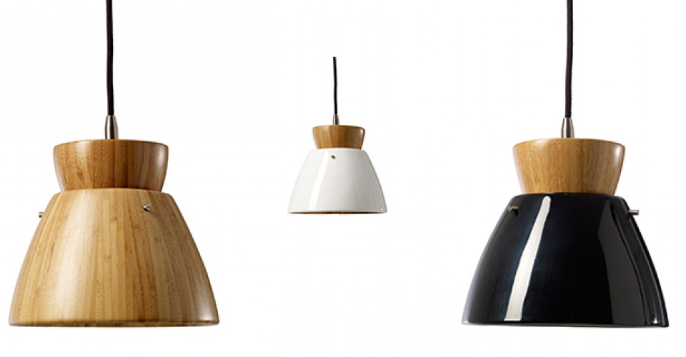 Designer Furniture Double First: Bamboo Lighting Launch