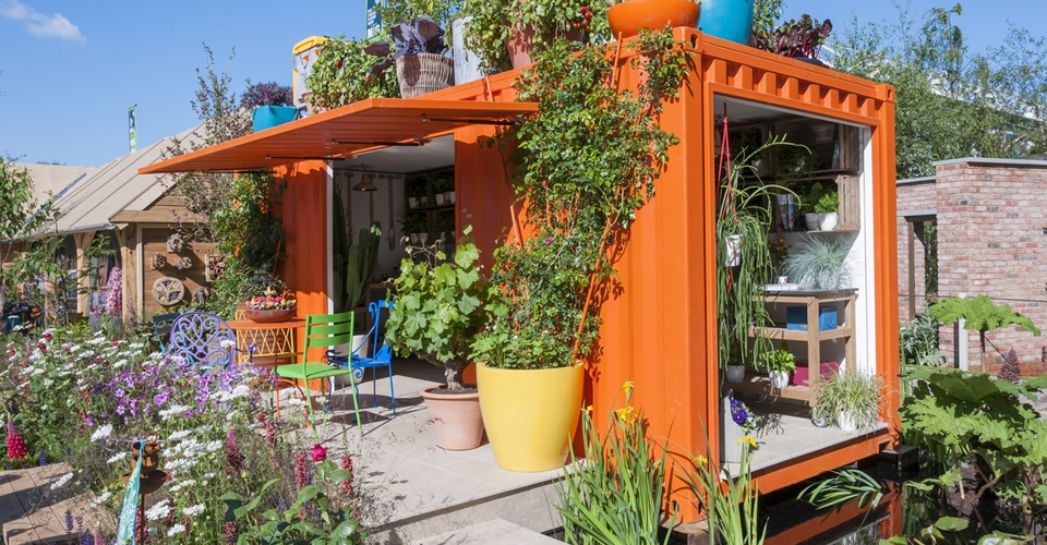 Five easy steps to creating a bright summer garden