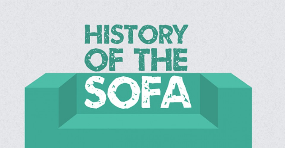 The History Of The Modern Sofa