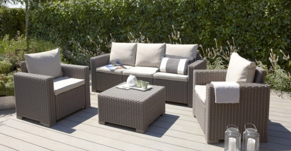 How To Buy The Best Rattan Garden Furniture?