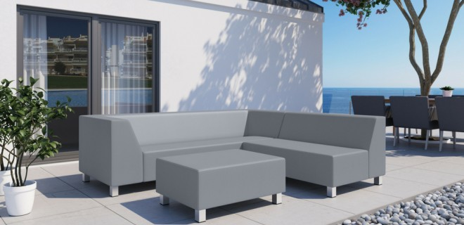 How to Create a Weatherproof Outdoor Living Room