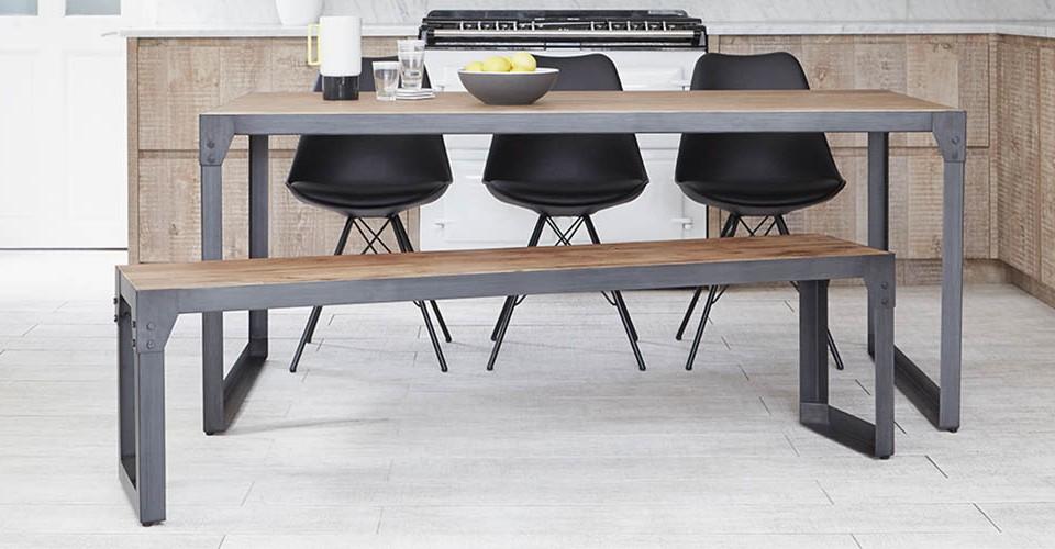 Read how we made a designer dining set for under £400