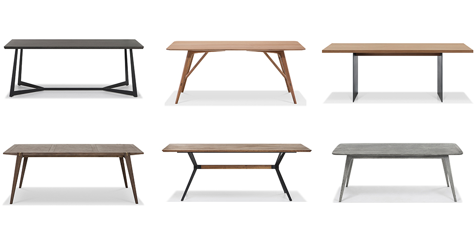 Introducing Out & Out's New Dining Table Collection