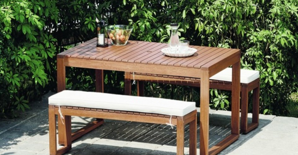 Our Top 5 Garden Furniture Picks for the Bank Holiday Weekend