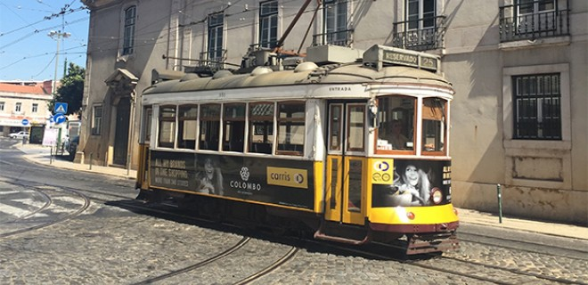 Out and Out Travel Guide - Lisbon City Guide
