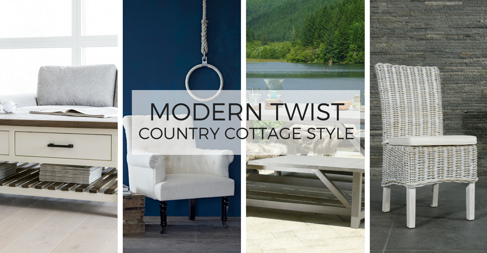 Putting a Modern Twist on Country Cottage Style