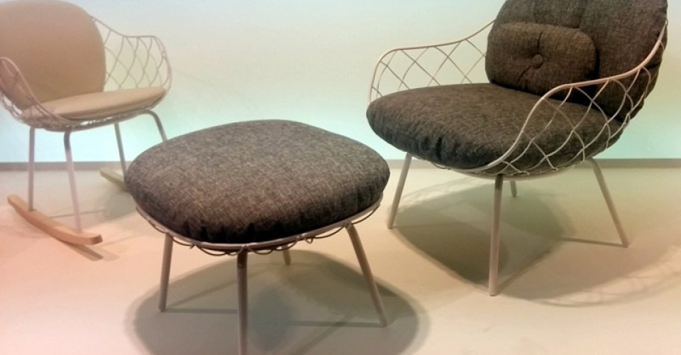 Five Lounge Furniture Trends at the Milan Furniture Fair 2014