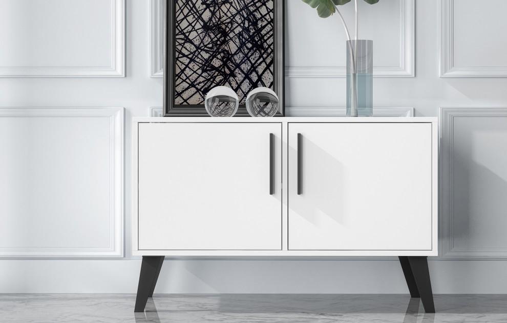 Aspen White Sideboard - 90cm