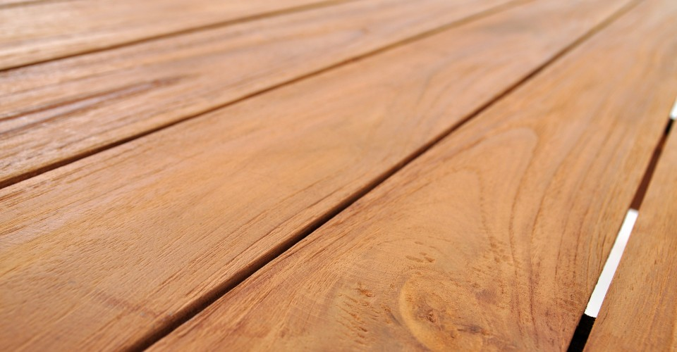 How Reclaimed Teak Tells a One Hundred Year Old Story