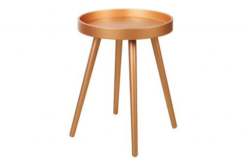 Botani – Copper End Table
