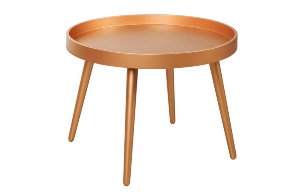 Botani – Copper Side Table