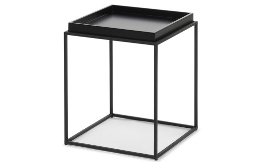 Dreda – Black Bedside Table