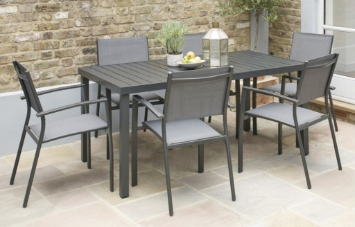 Havana - Garden Dining Set - 6 Seats