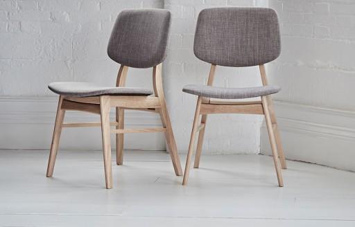 Ivy - Designstoelen - Set van 2