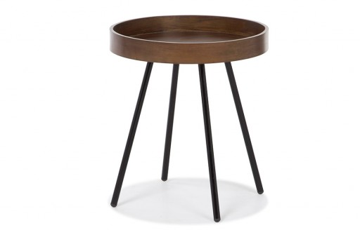 Jenson - Walnoot sidetable