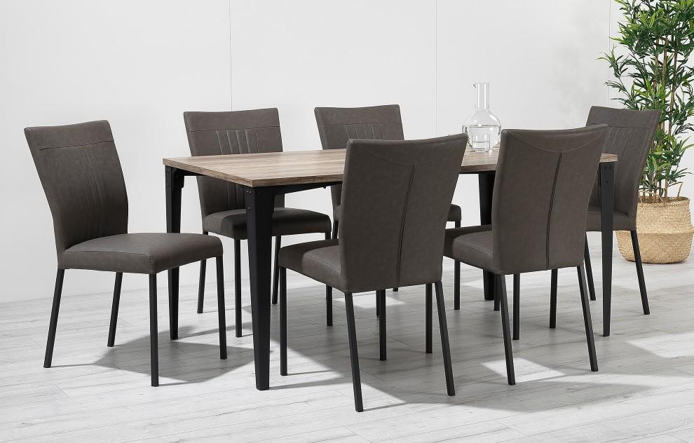 Kora –Dining Set – 6 Seats