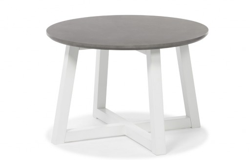 Lucia – Grey Side Table