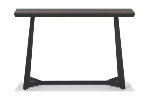 Washington - Grijze consoletafel - 115 cm
