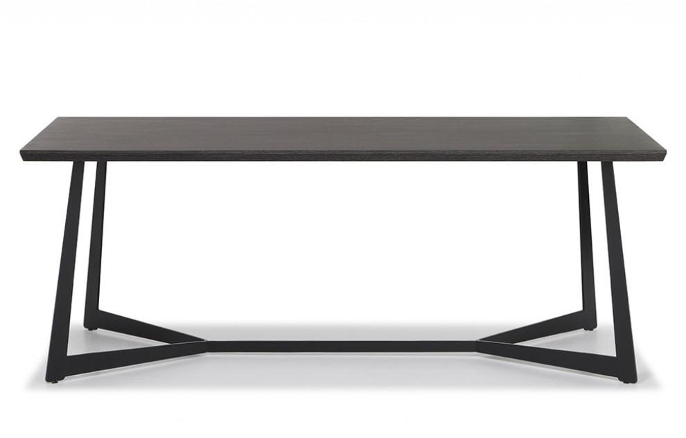 Washington - Grauer Esstisch - 180 cm