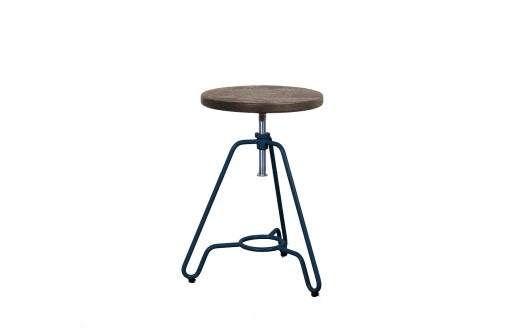 Briggs - Adjustable Stool - Brown