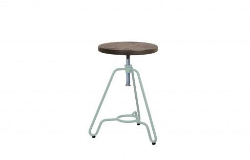 Briggs - Adjustable Stool - Grey