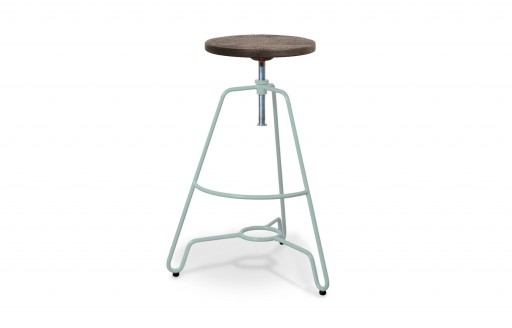 Briggs - Bar Stool - Grey