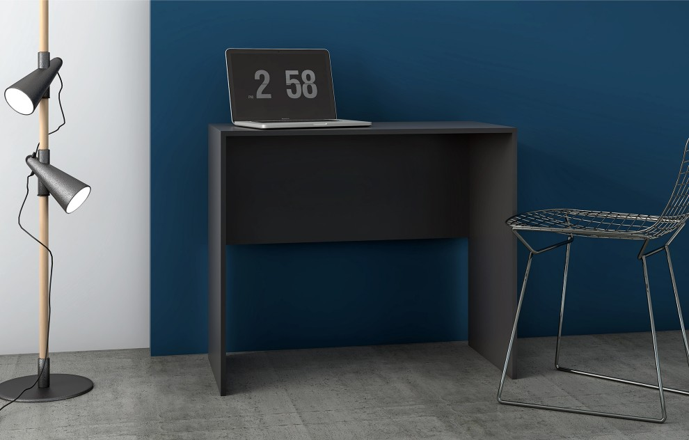 Phantom Black Computer Desk – 90cm