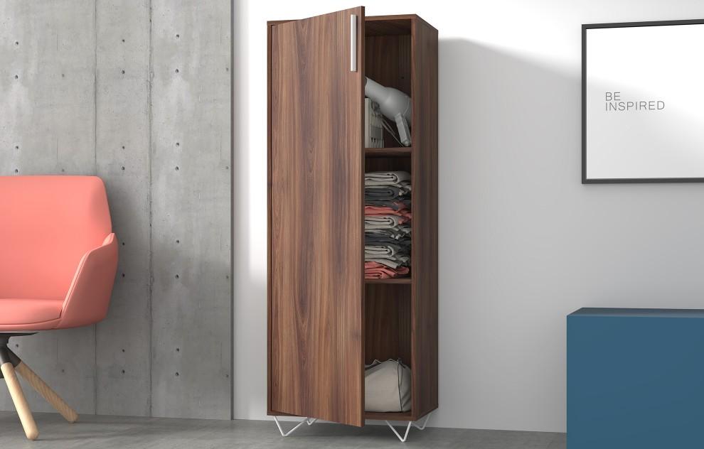 Phantom Oak Storage Cabinet
