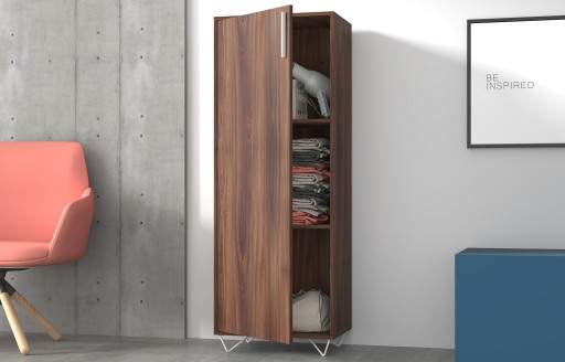 Phantom Oak Storage Cabinet