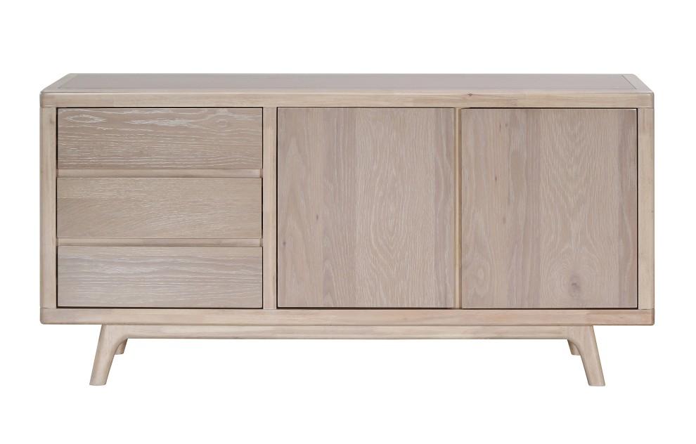 Retro - eiken dressoir - 140 cm