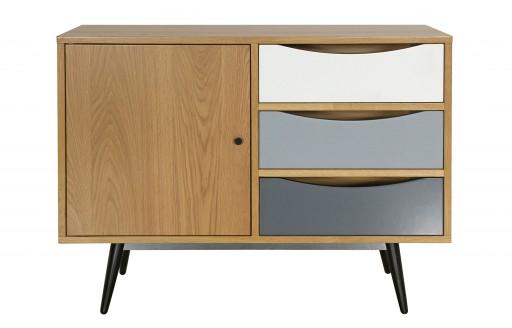 Dansk – Oak Sideboard – 100cm