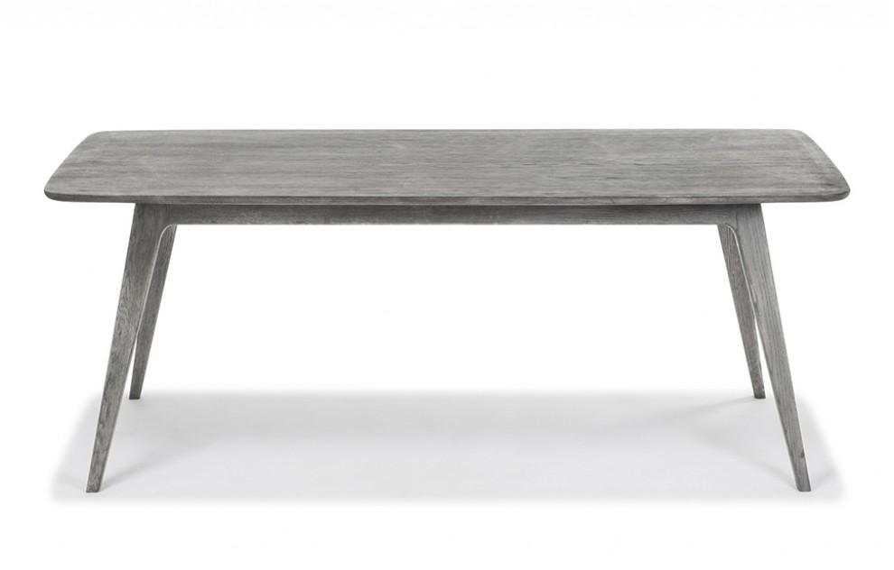 Scandi - Grey Dining Table – 200cm