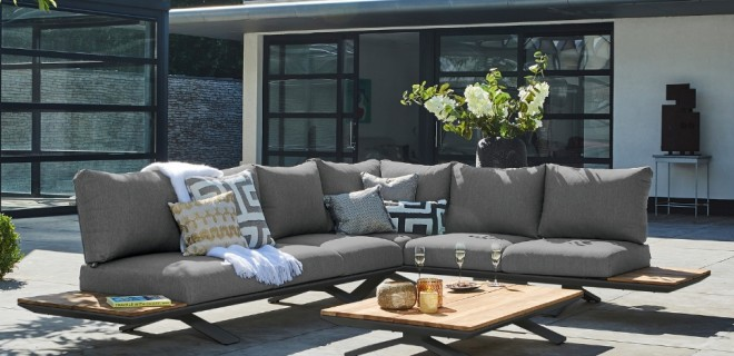 New for Spring: SUNS Luxury Lounge Set Collection