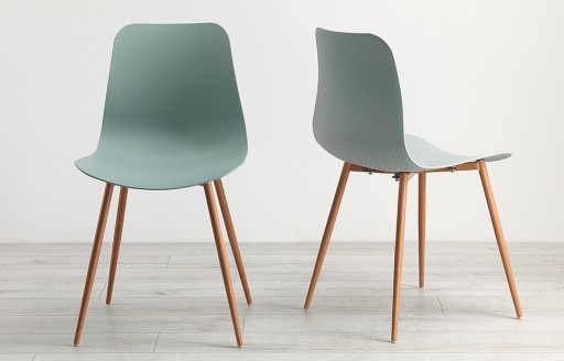 Talisa - Dining Chairs - Teal - Set of 2