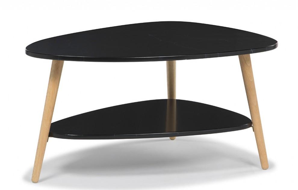Tassia – Coffee Table – Black Marble