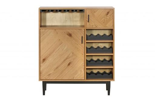 Temis – Parquet Drinks Cabinet – 100cm
